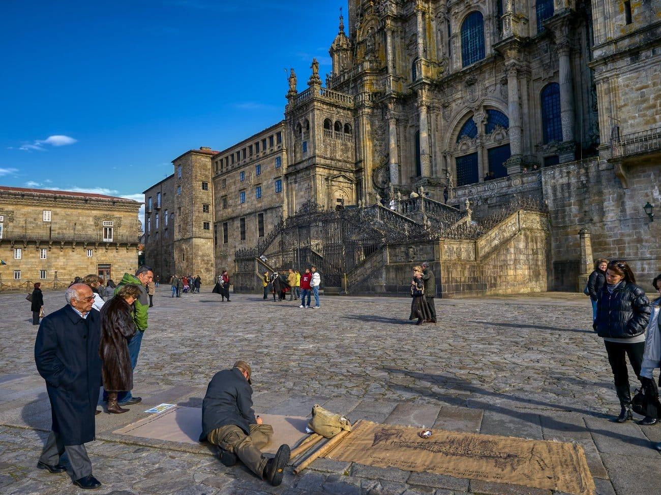 Qué ver en Santiago de Compostela: Catedral