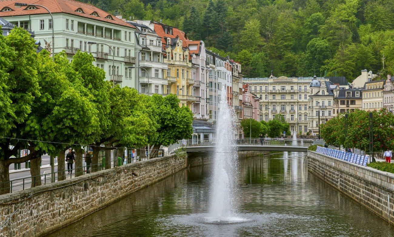 Karlovy Vary Chequia