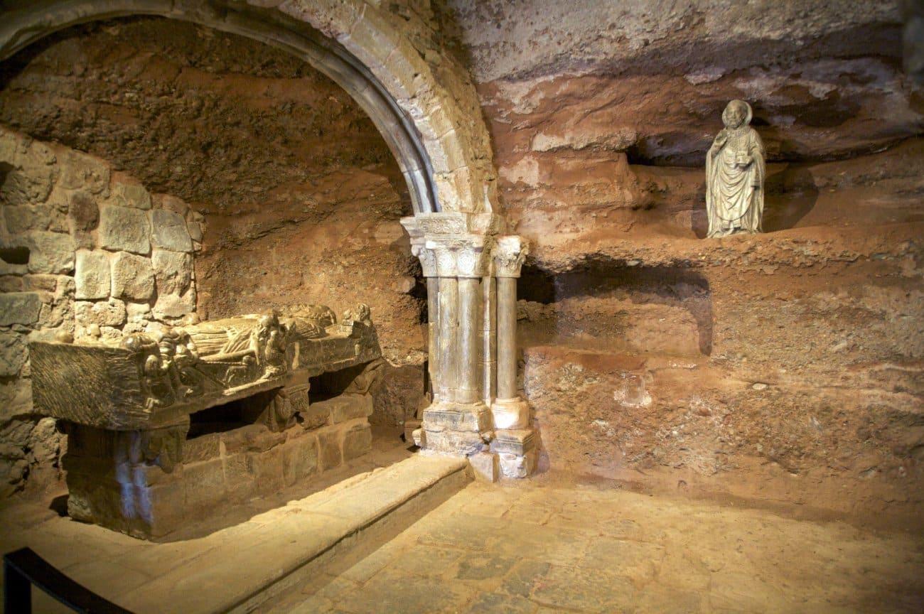 Qué ver en La Rioja: Monasterios de Suso