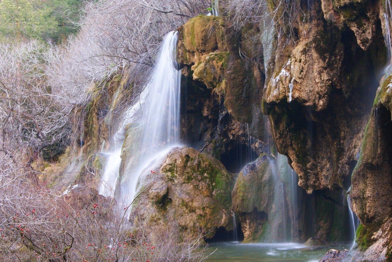 Nacimiento del río Cuervo, Cuenca