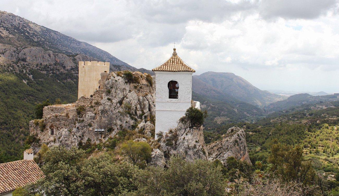 Qué ver en la Comunidad Valenciana: Guadalest, Alicante