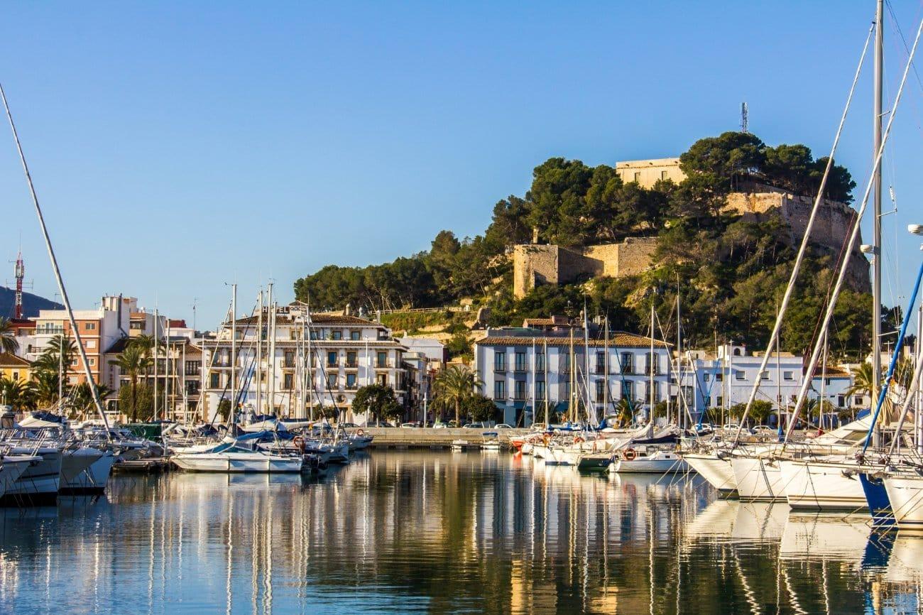 Qué ver en la Comunidad Valenciana: Dénia, Alicante