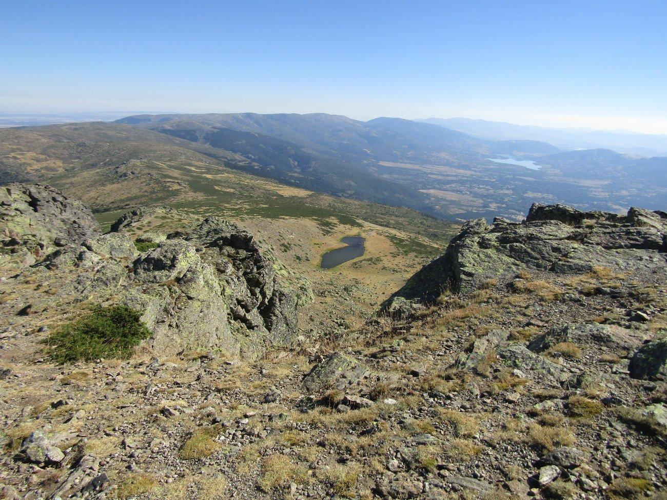 Qué ver en La Comunidad de Madrid: Parque Nacional de la Sierra de Guadarrama
