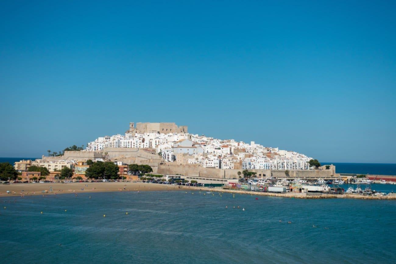 Qué ver en la Comunidad Valenciana: Peñíscola, Castellón