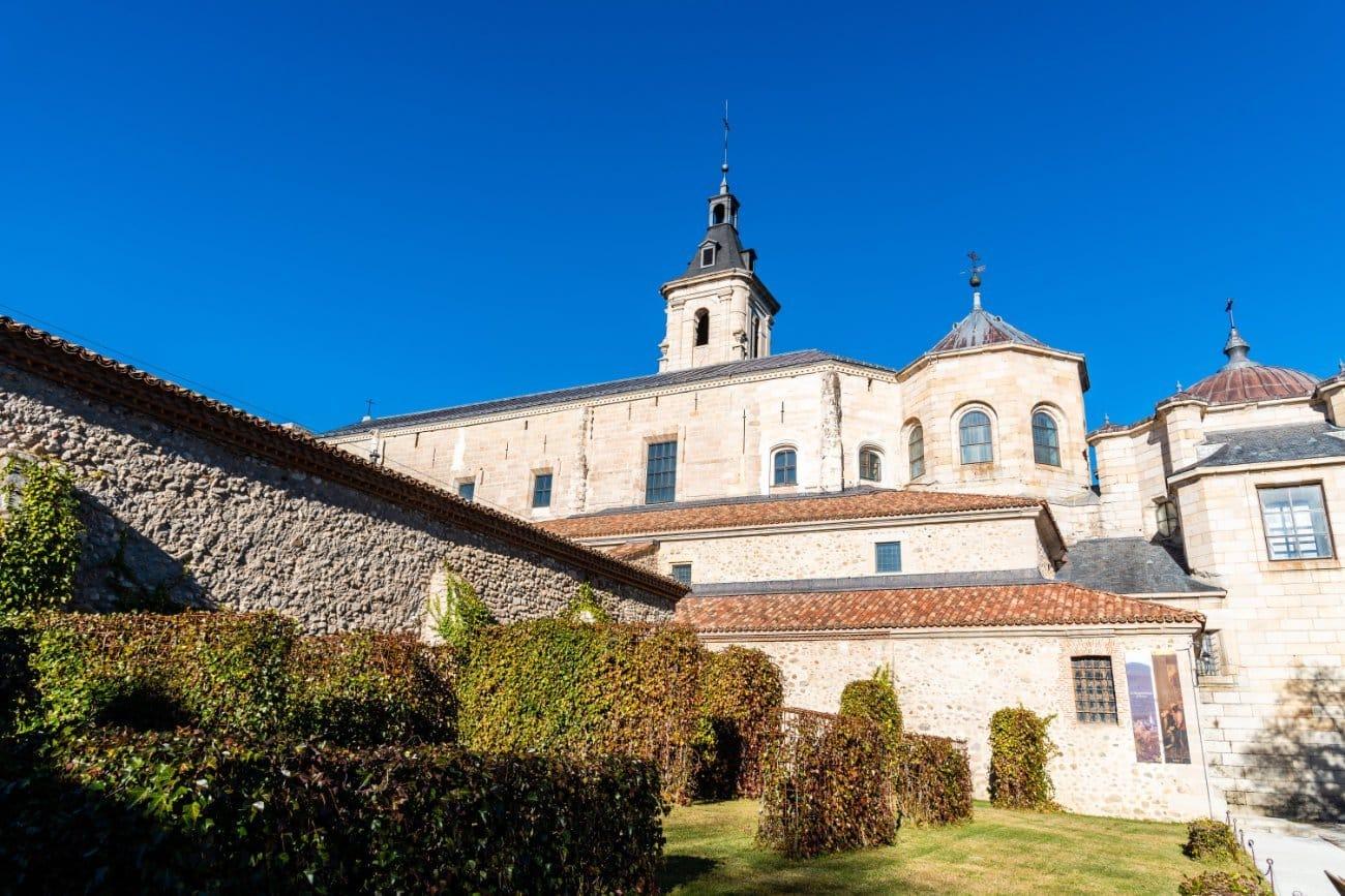 Qué ver en La Comunidad de Madrid: Real Monasterio de Santa María de El Paular