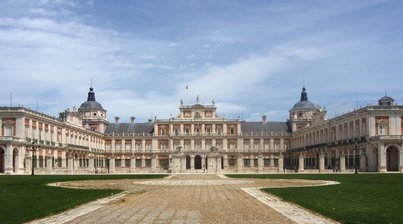 Qué ver en La Comunidad de Madrid: Palacio Real de Aranjuez