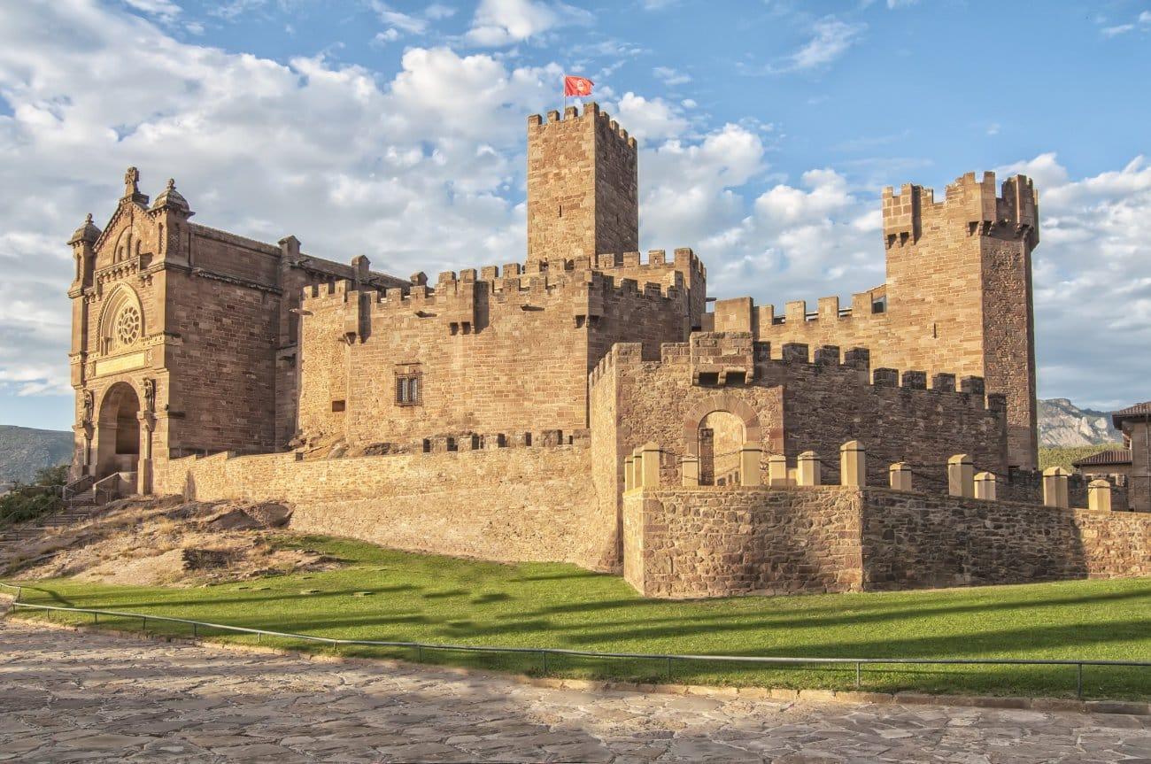 Castillo de Javier Navarra