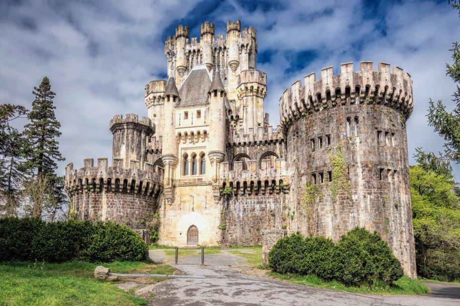 Qué ver en el País Vasco: Castillo de Butrón