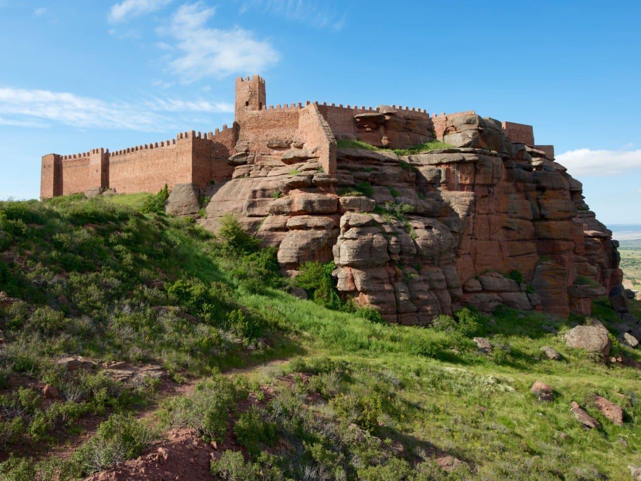 Castillo de Peracense, Teruel