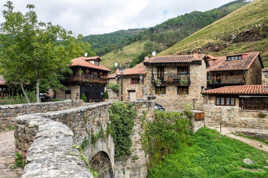 Qué ver en Cantabria: Bárcena Mayor