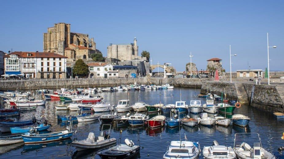 Qué ver en Cantabria: Castro Urdiales