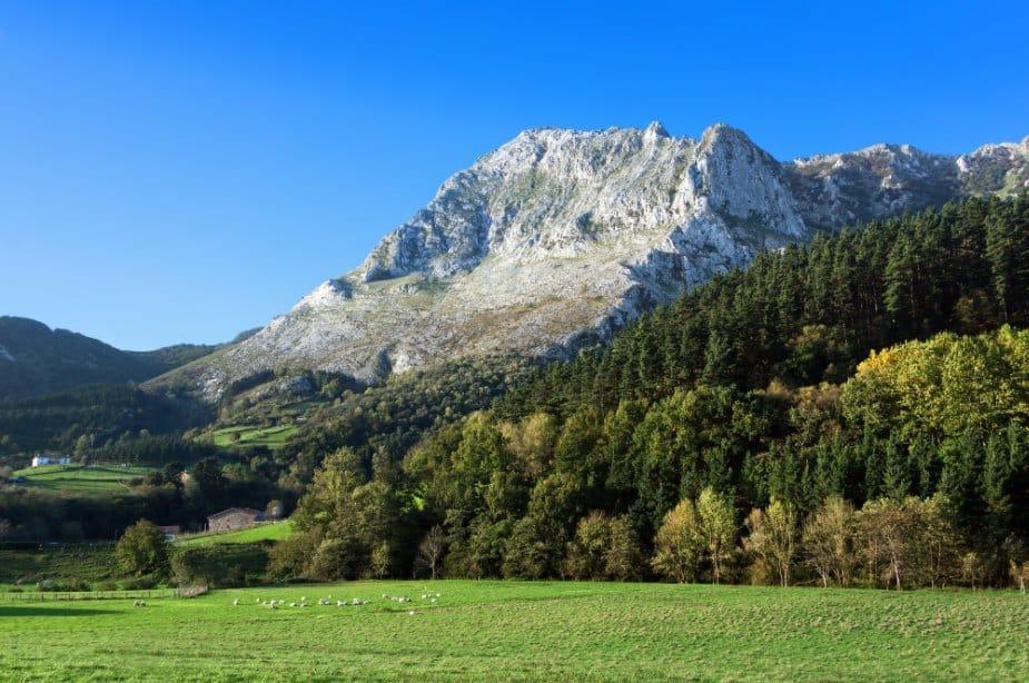 Qué ver en el País Vasco: Parque Natural de Urkiola