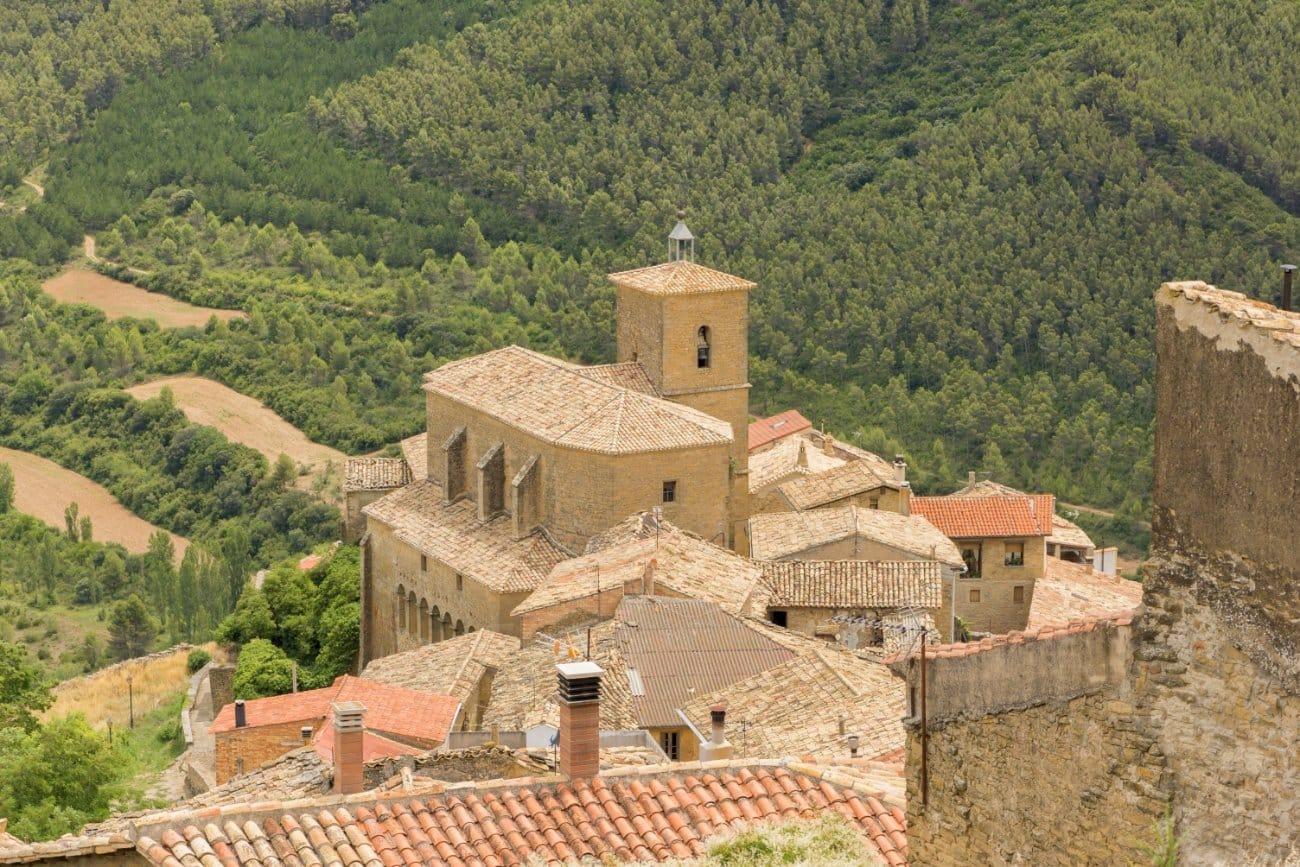 Gallipienzo Navarra