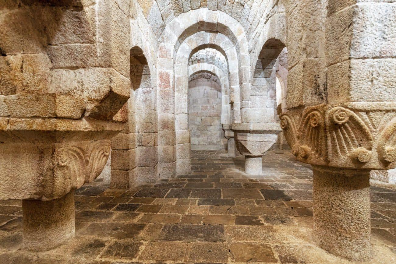 Monasterio de Leyre Navarra