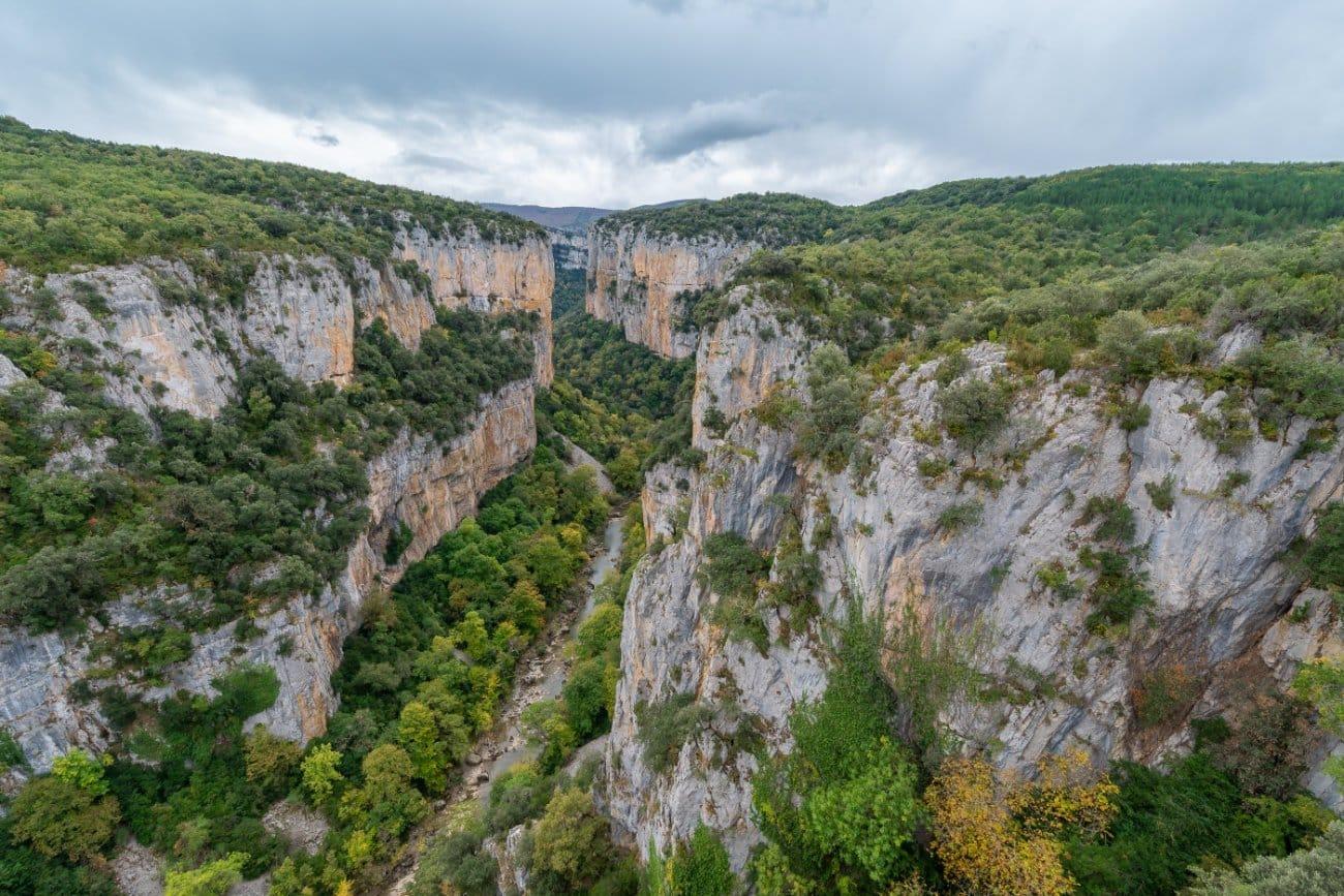 Qué ver en Navarra: Foz de Lumbier y de Arbayún Navarra