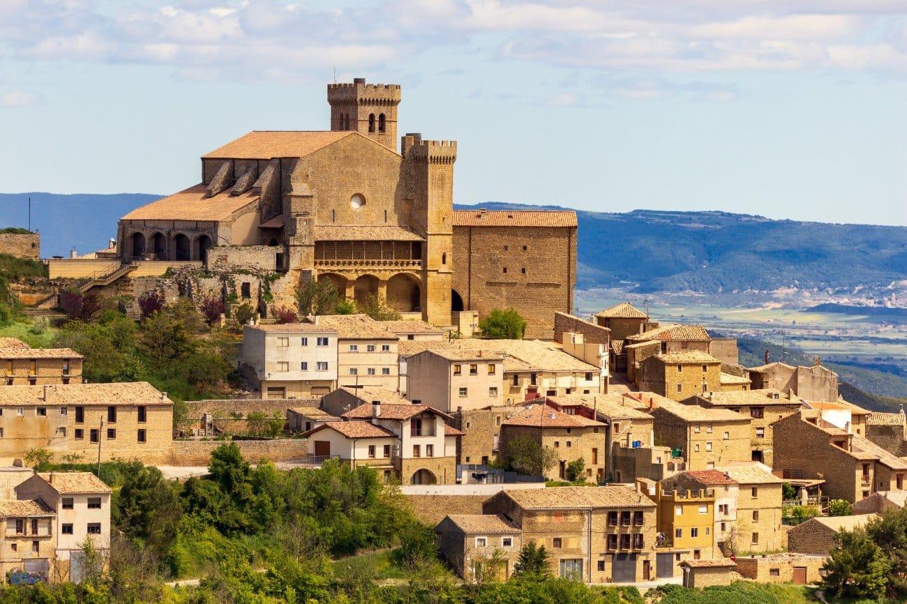 Qué ver en Navarra: Ujué Navarra