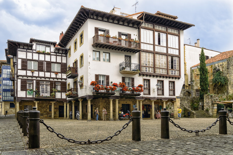 Qué ver en el País Vasco: Hondarribia