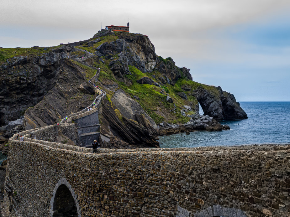 Qué ver en el País Vasco: Ermita de San Juan de Gaztelugatxe
