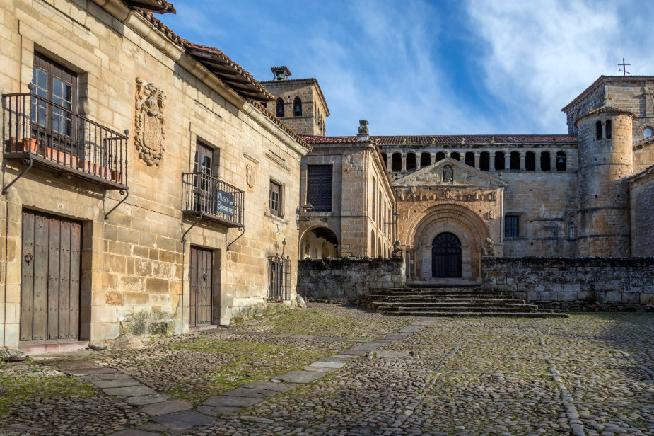 Qué ver en Cantabria: Santillana del Mar