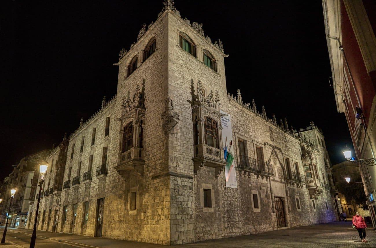 Qué ver en Burgos: Palacio del Cordon