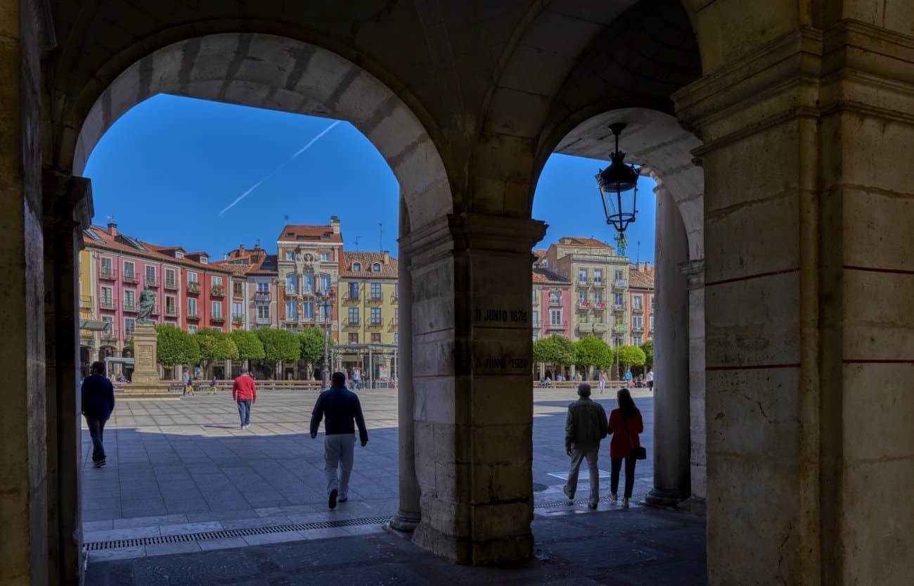 Qué ver en Burgos: Plaza Mayor