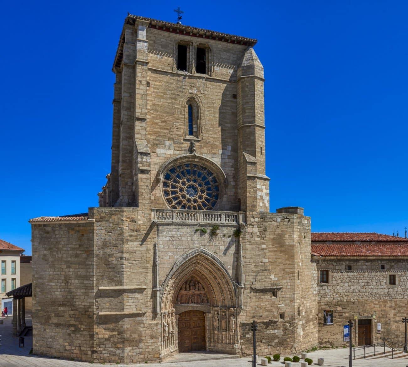 Qué ver en Burgos: Iglesia de San Esteban