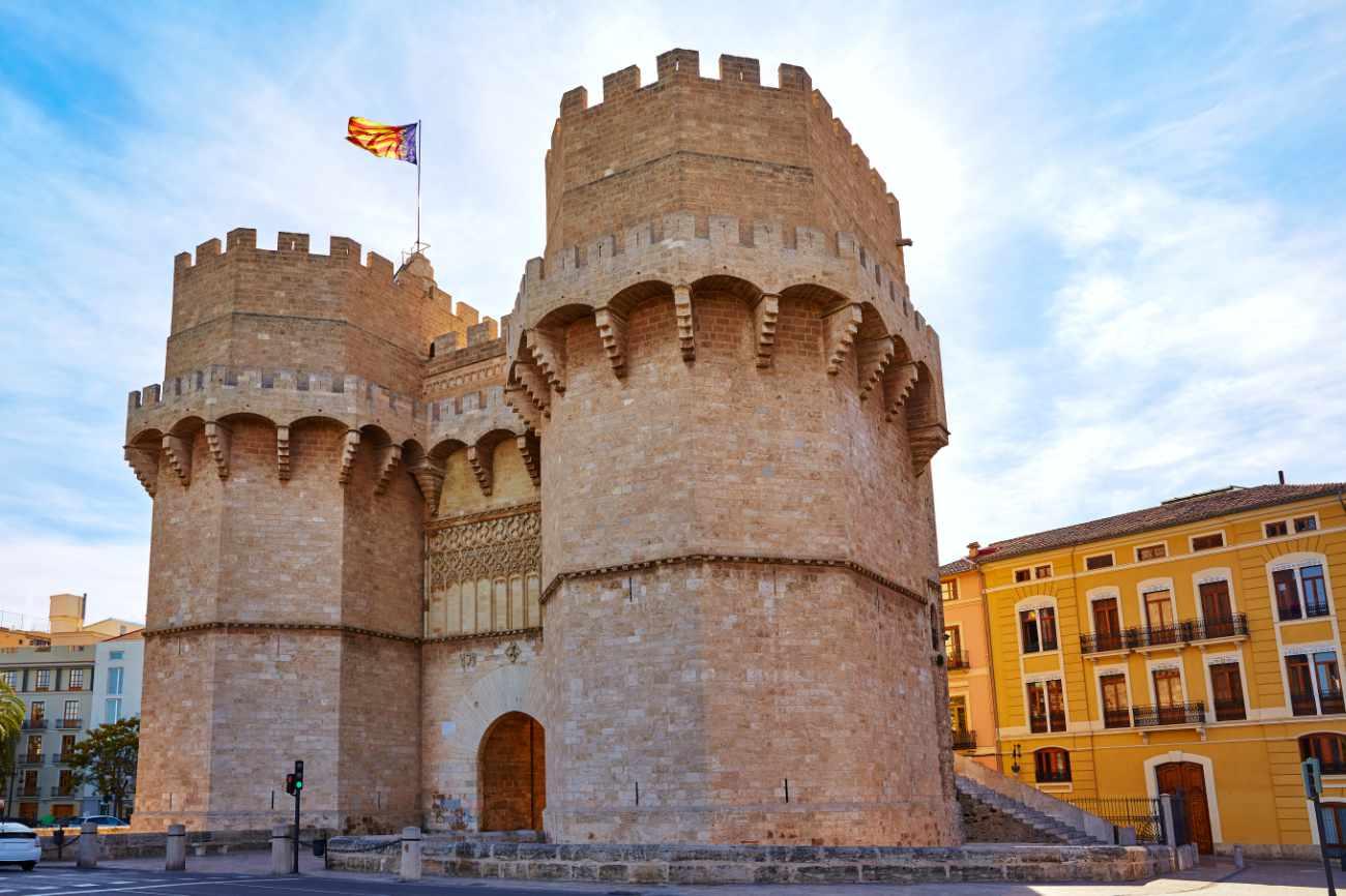 Torre de Los Serrano Valencia