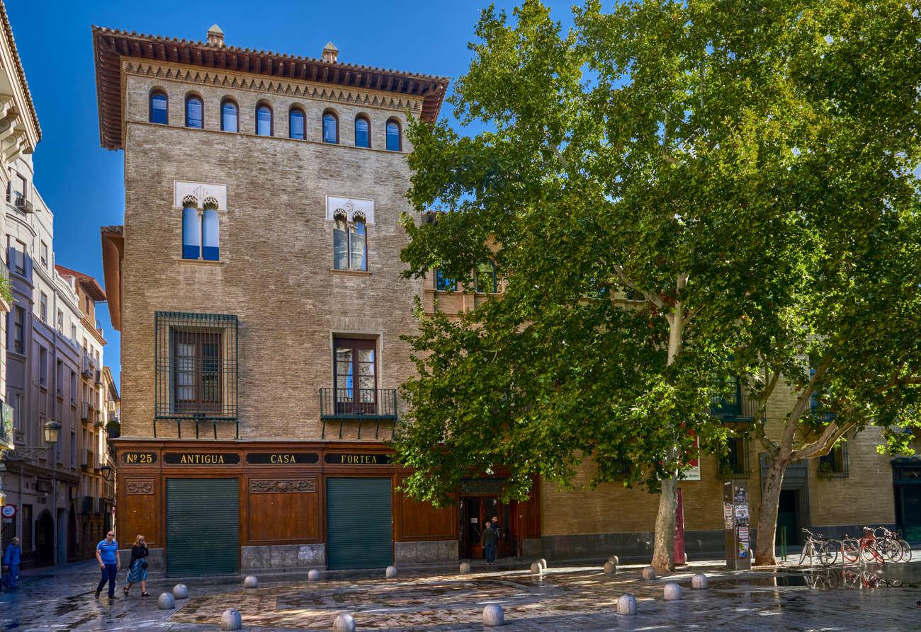 Torreón de Fortea: Zaragoza