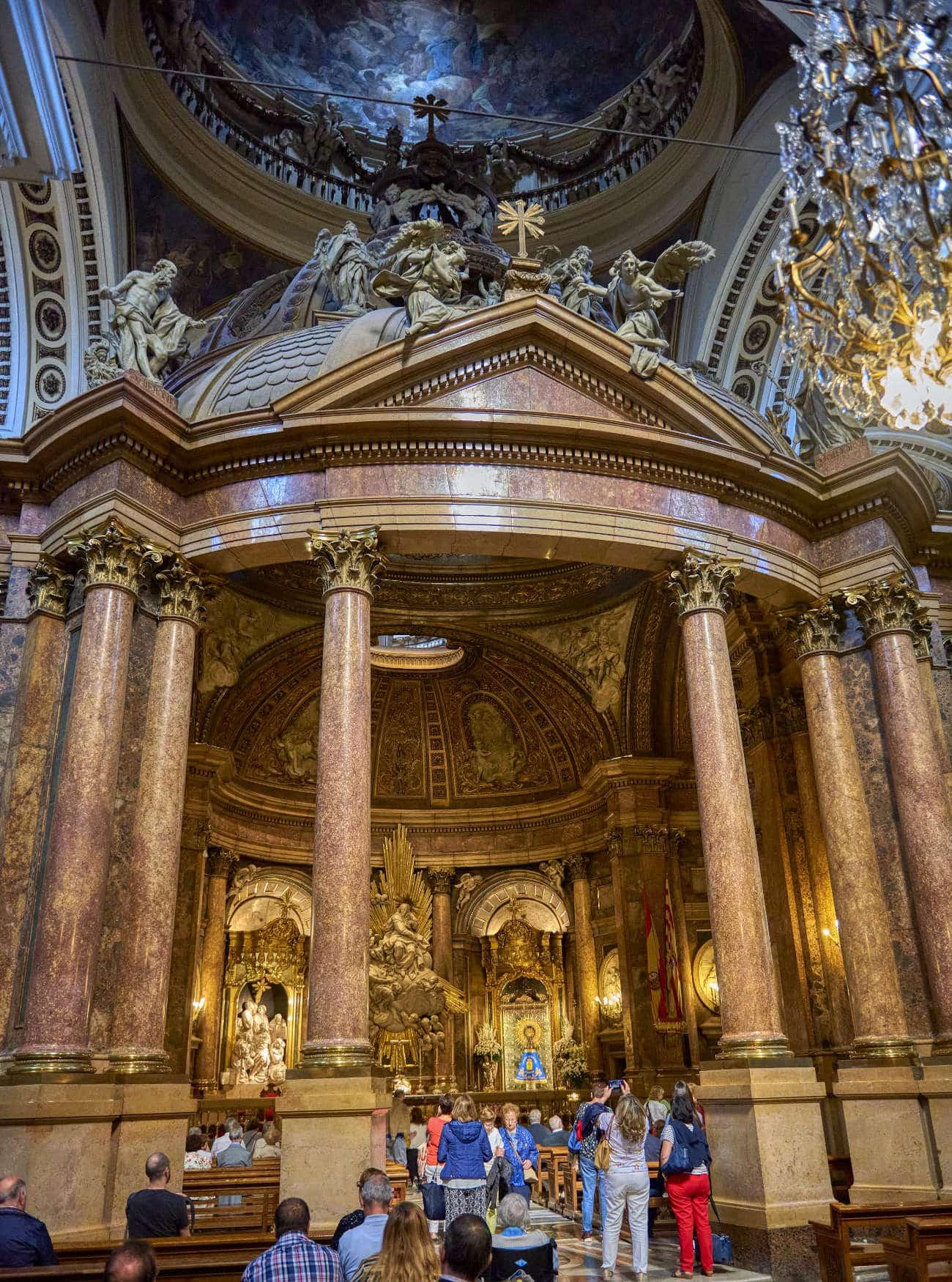 Basílica de Nuestra Señora del Pilar Zaragoza
