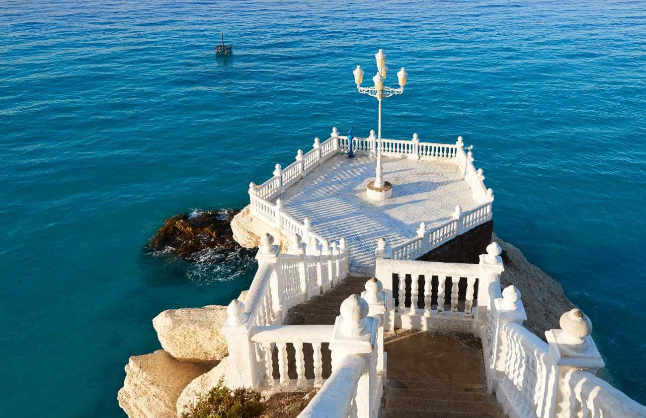 Balcón del Mediterráneo Benidorm