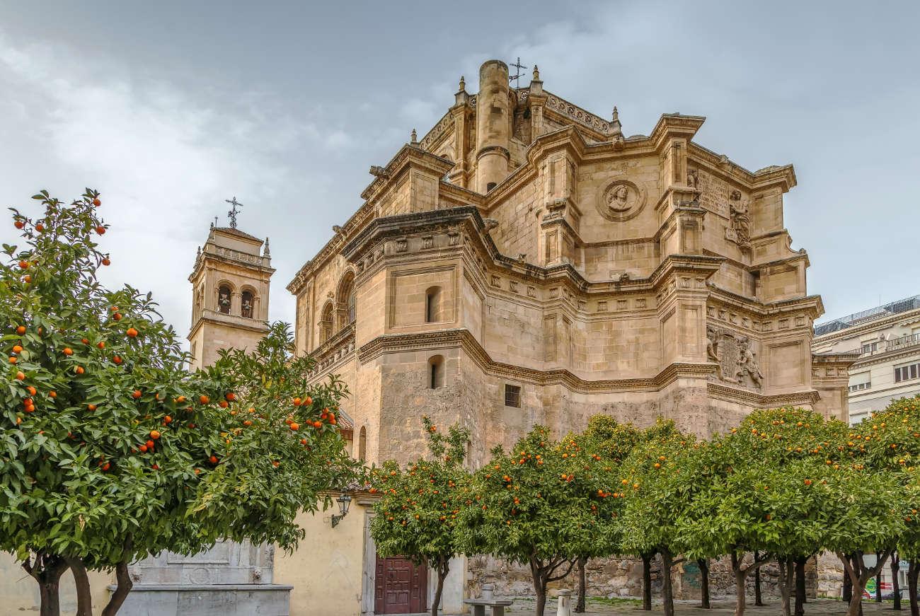 Real Monasterio de San Jerónimo Granada