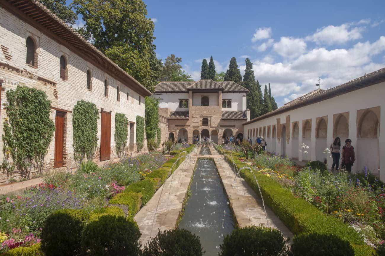 El Generalife Granada