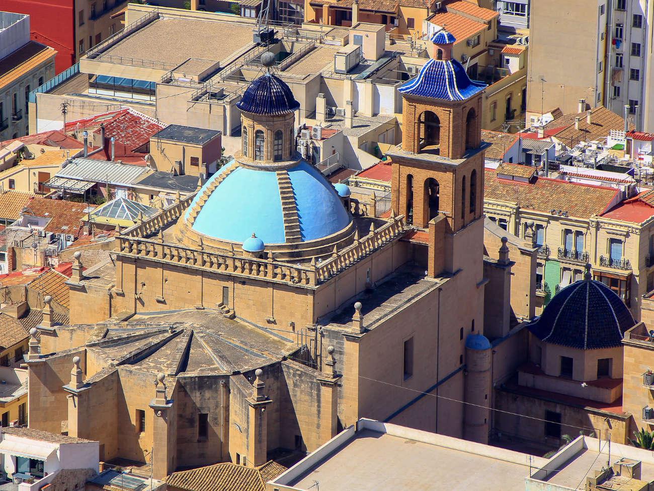 Concatedral de San Nicolás Alicante