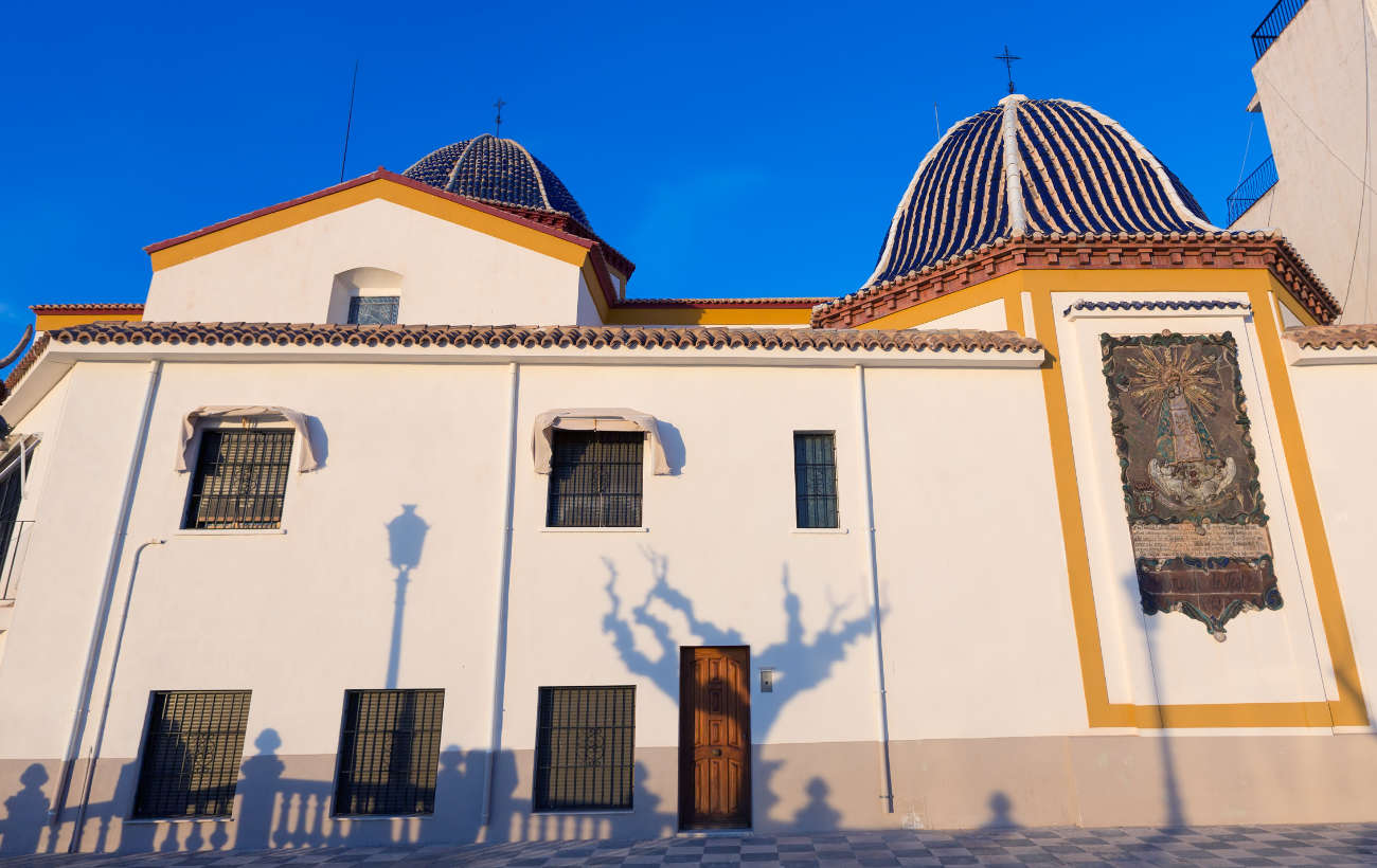 Iglesia San Jaime Benidorm