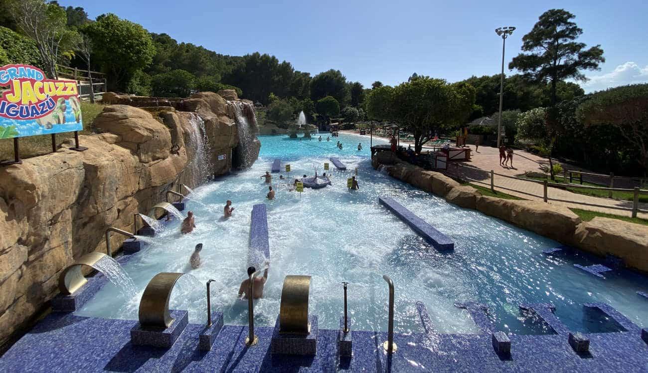 Parque temático de Aqualandia Benidorm