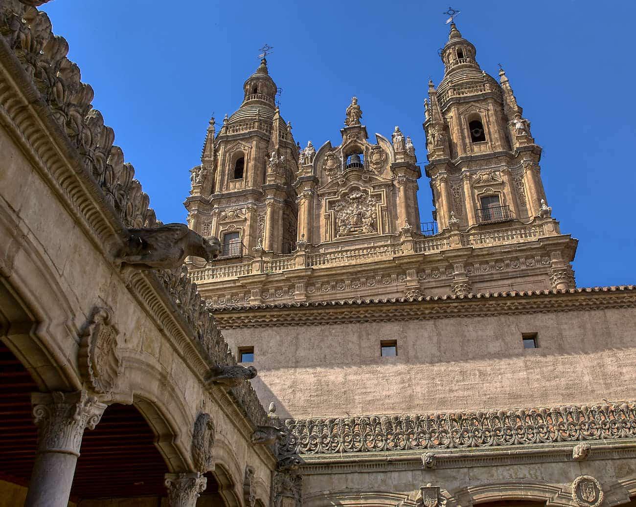Torres de La Clerecía Salamanca