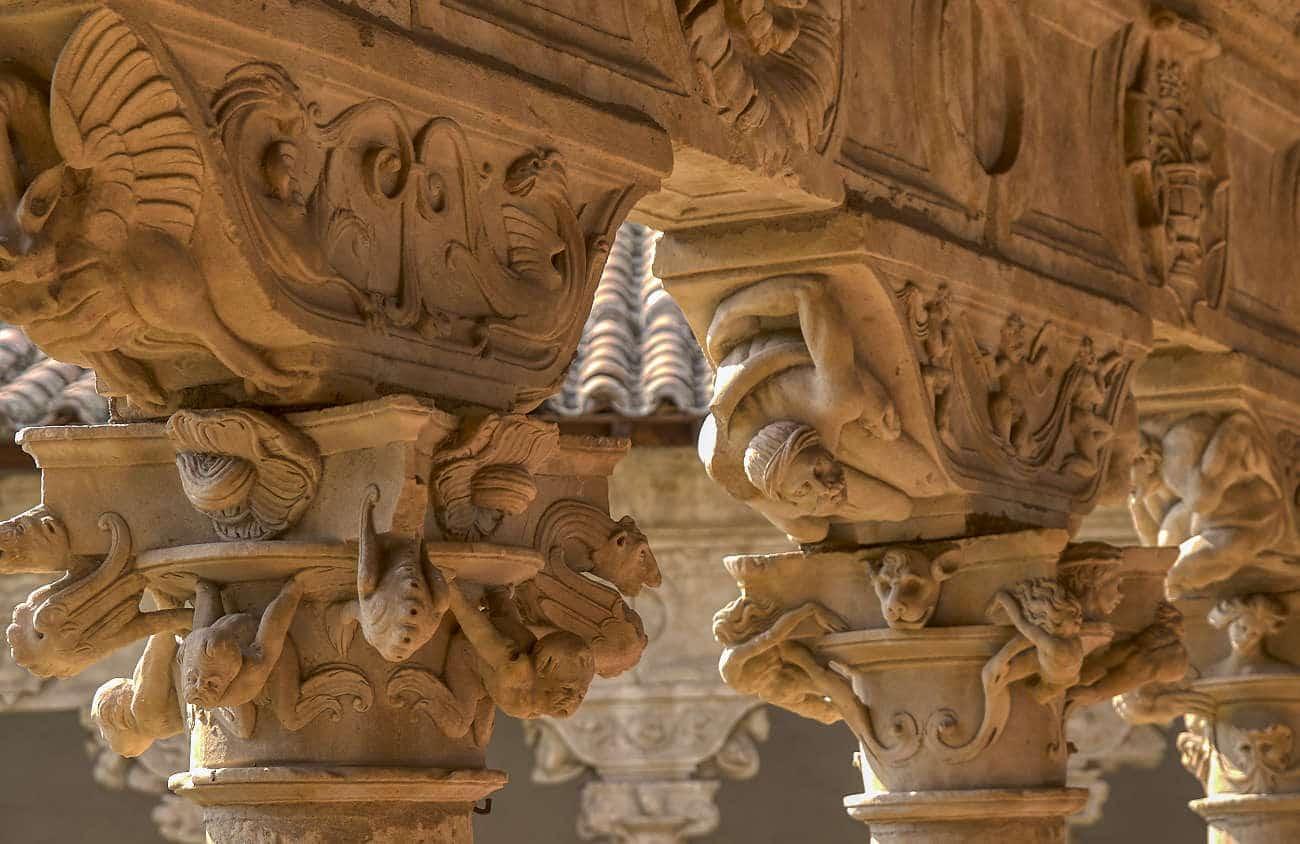 Convento de Las Dueñas Salamanca