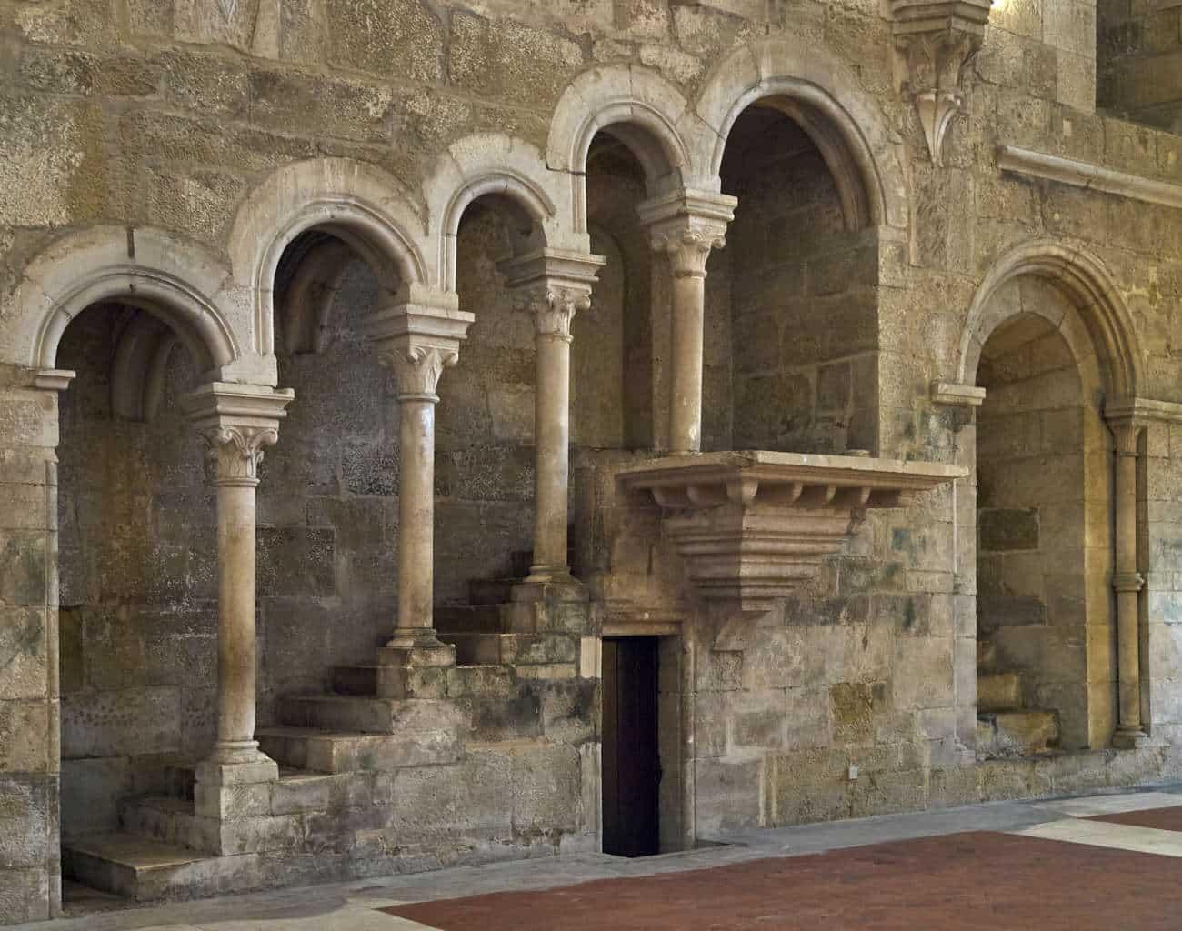 Monasterio de Alcobaça, en Portugal!