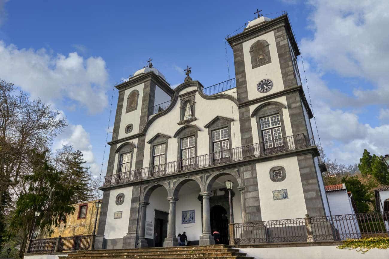 Nossa Senhora do Monte Funchal Madeira