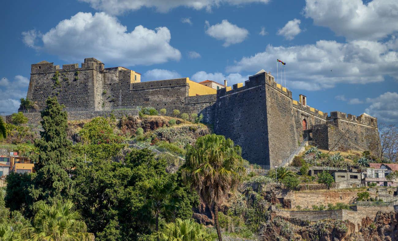 Fortaleza do Pico Madeira