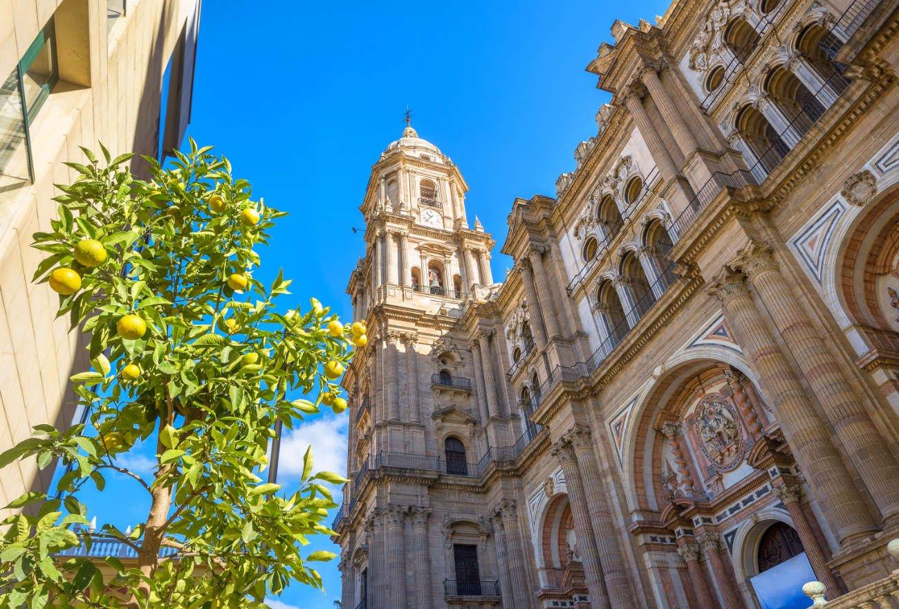 Catedral de Nuestra Señora de la Encarnación Malaga