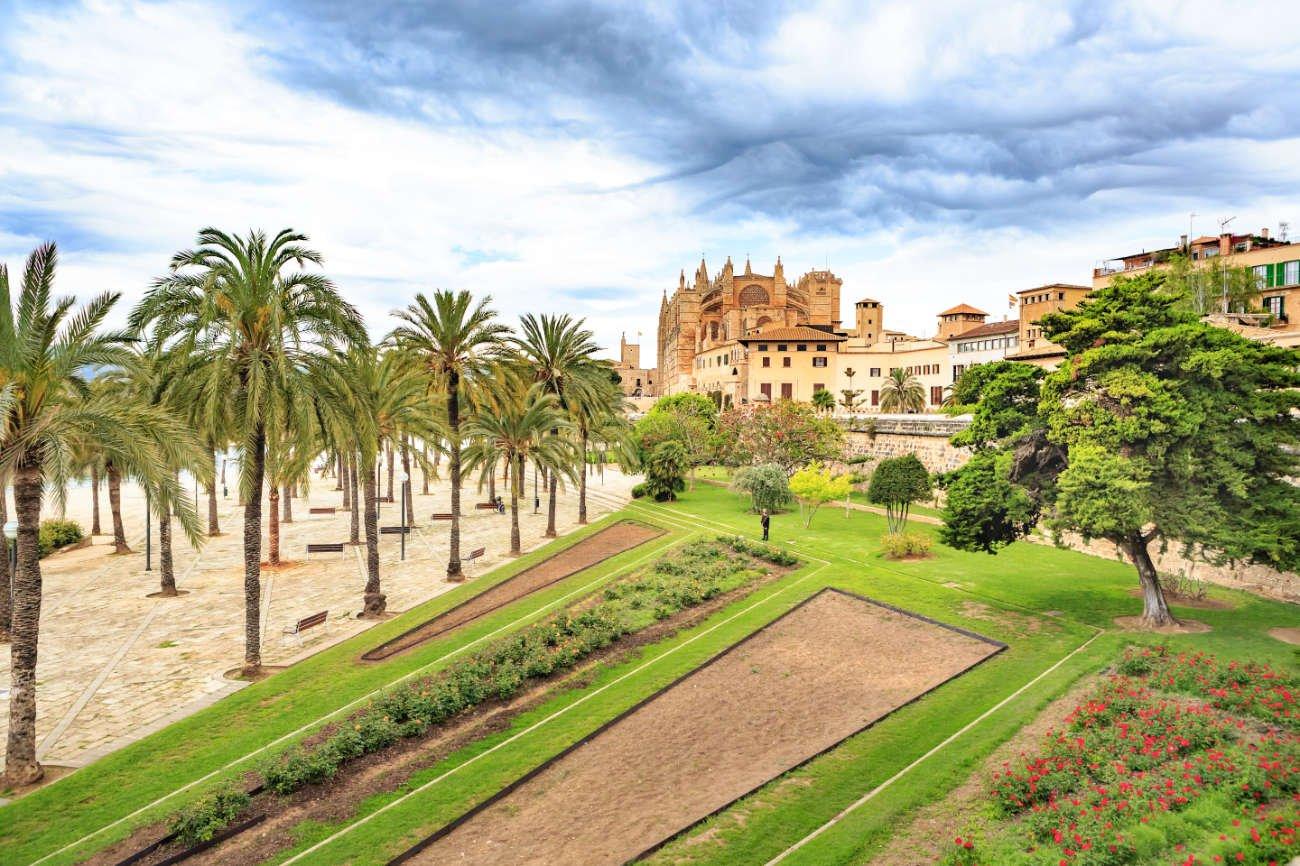 Parc de la Mar Palma de Mallorca