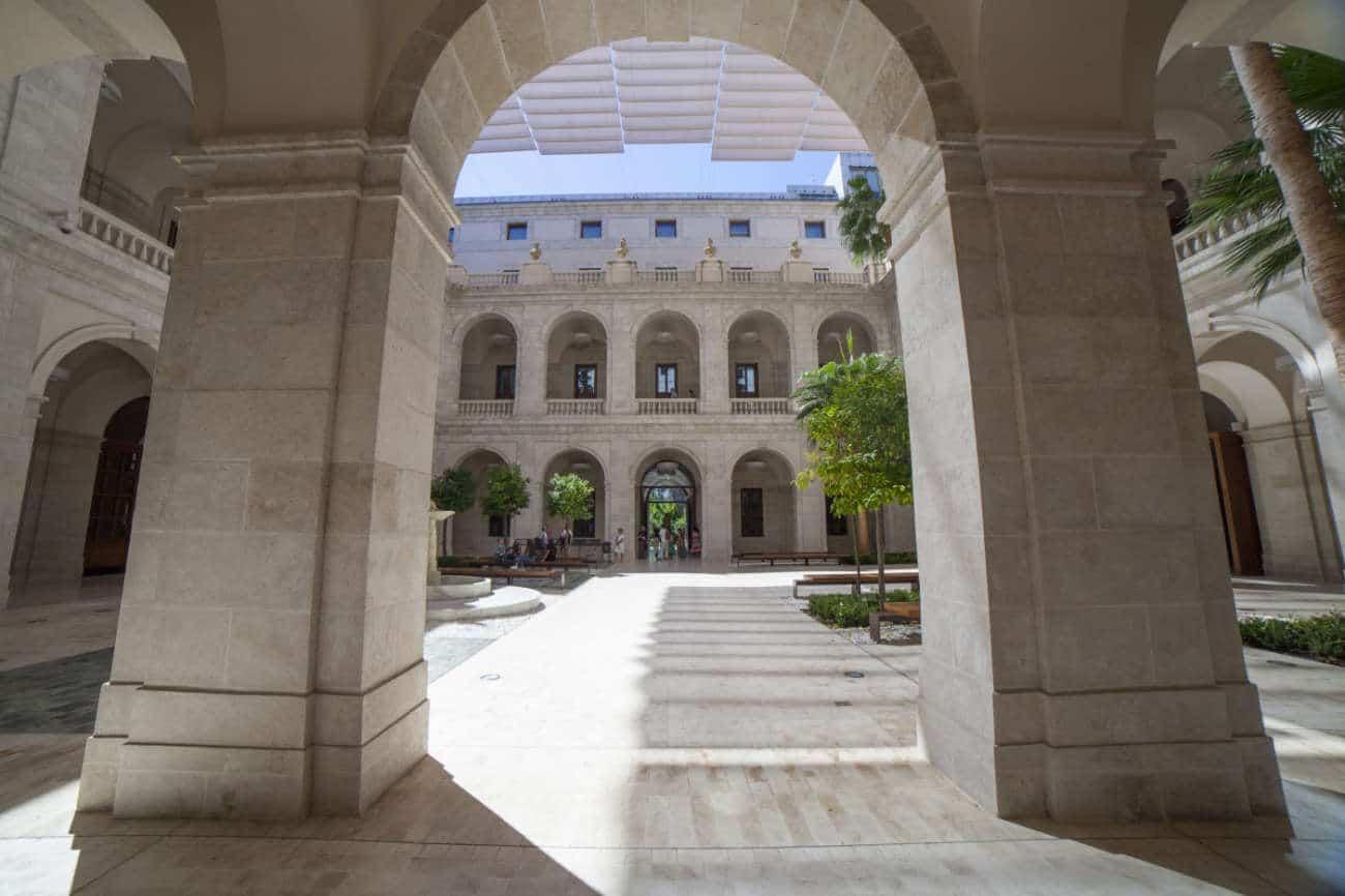 Museo de Málaga (Palacio de la Aduana)