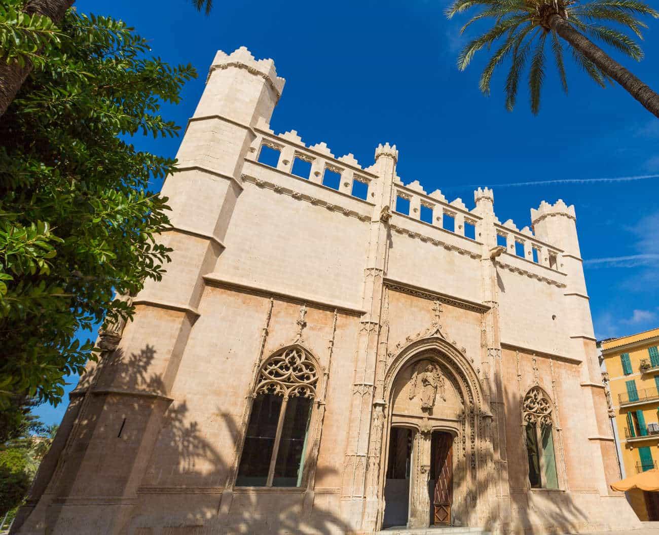 La Lonja Palma de Mallorca