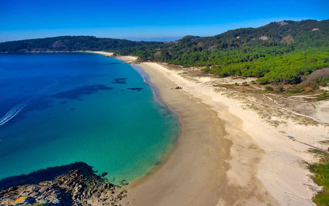 Playas de O Morrazo Cangas