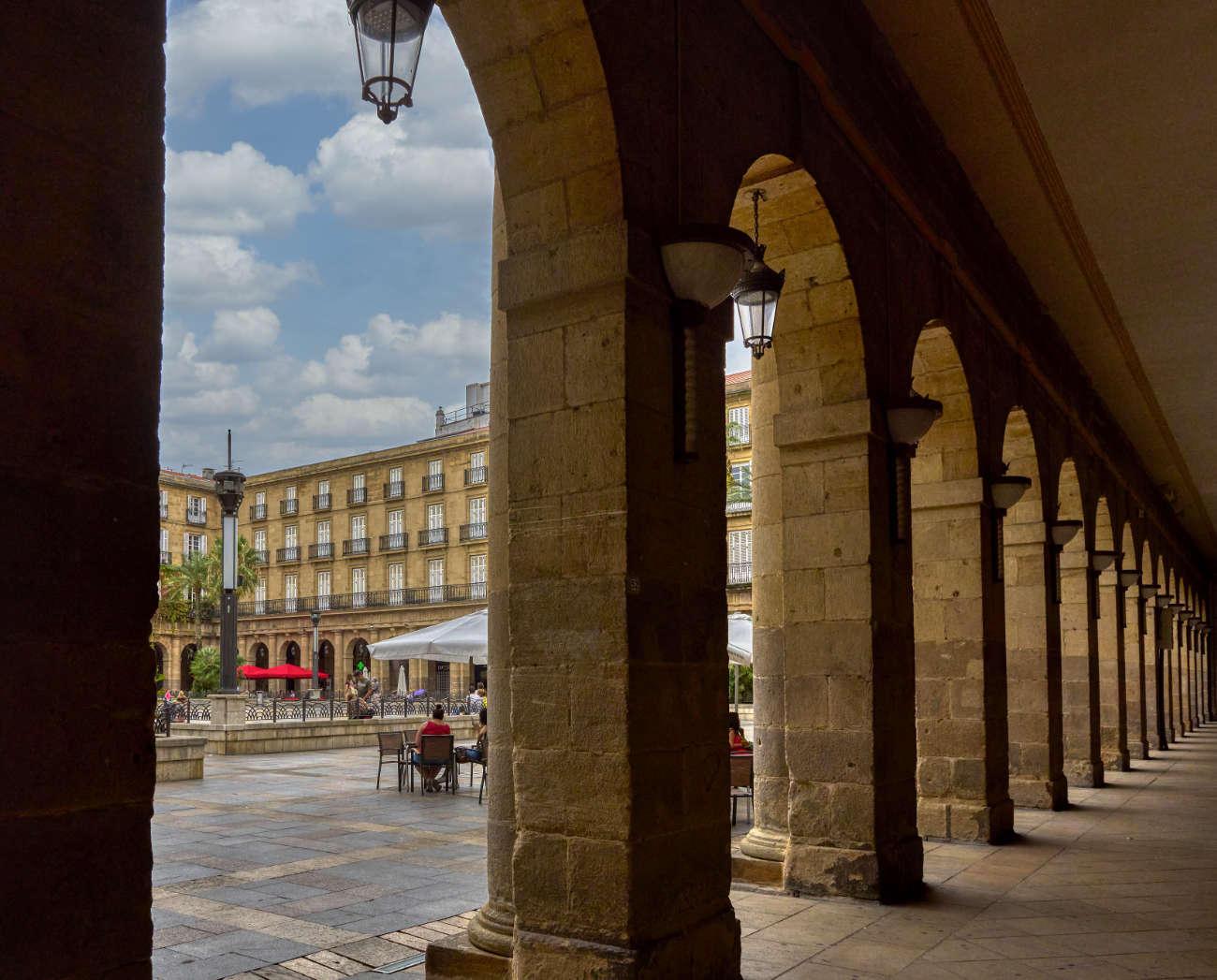 Plaza Nueva Bilbao