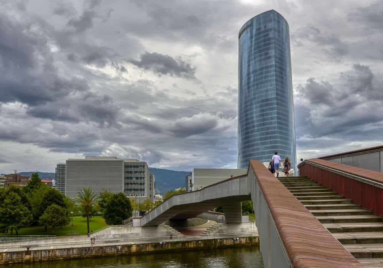 Torre Iberdrola Bilbao