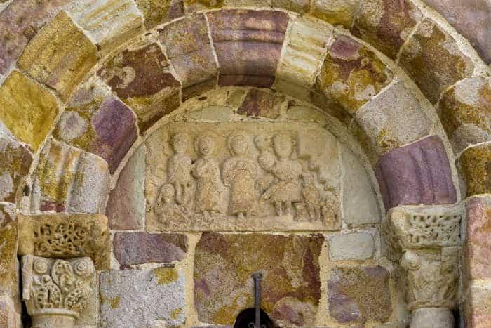 La iglesia de San Cipriano Zamora