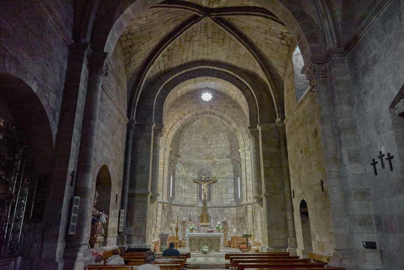 Santa María de la Horta Zamora