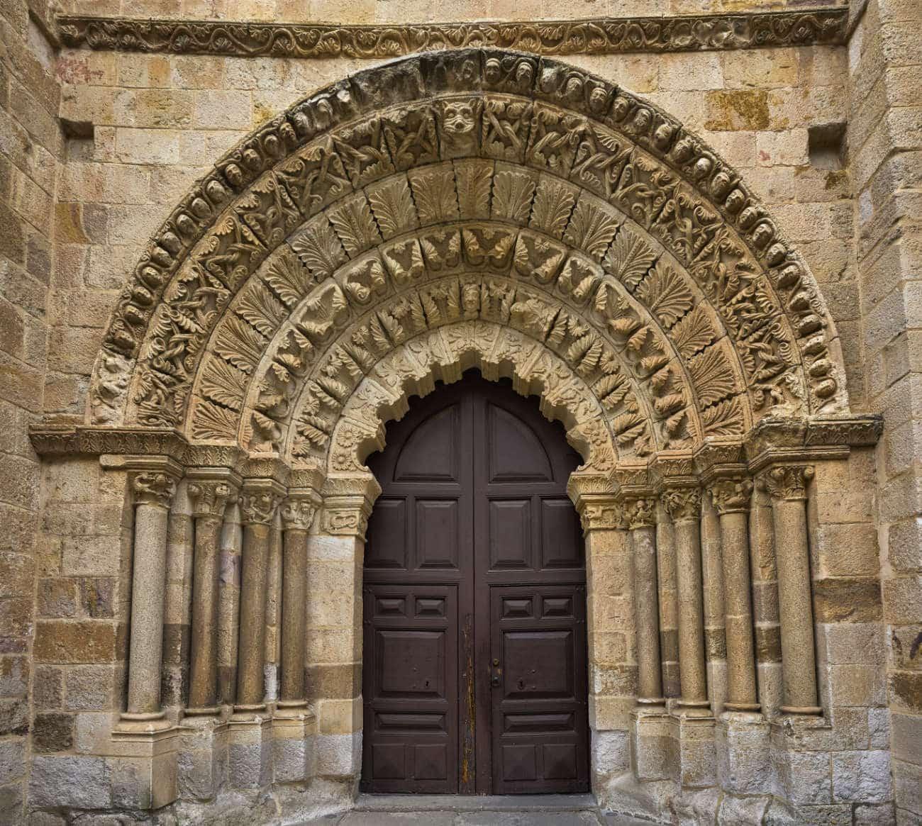 La iglesia de Santa María Magdalena Zamora